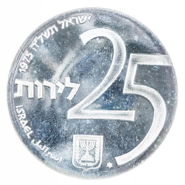 Israel Independence Day - Silver Coin 30  grams (452)