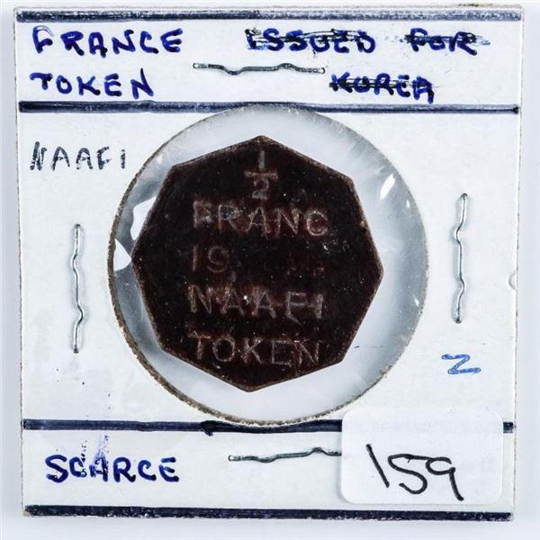 France Token NAFF 1