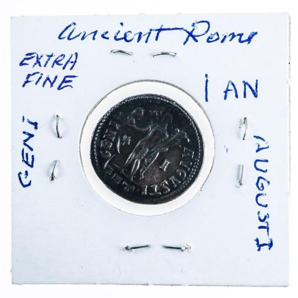 Ancient Rome 2nd Century AD. IMP August I  (17)(AE)