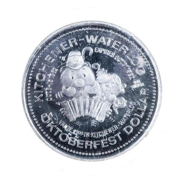 Year 29 Silver Octoberfest $1 coin