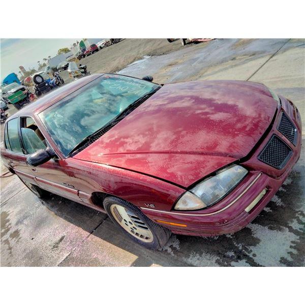 1993 Pontiac Grand AM