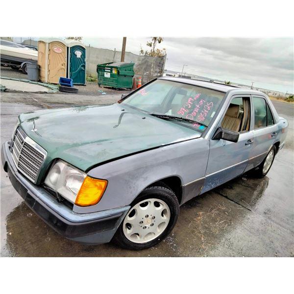 1987 Mercedes Benz 300 Class