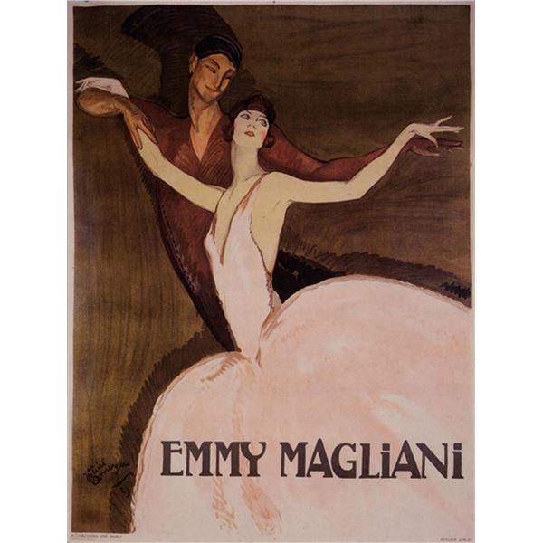 Emmy Rossan - Emmy Magliani