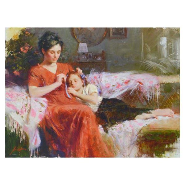 Sweet Love by Pino (1939-2010)