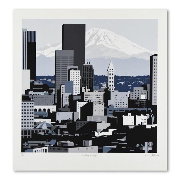 Study in Grey by Armond Fields (1930-2008)