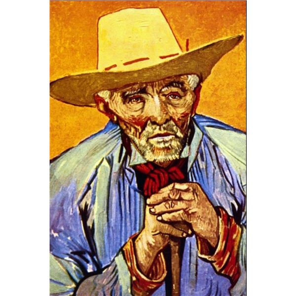 Van Gogh - The Peasant