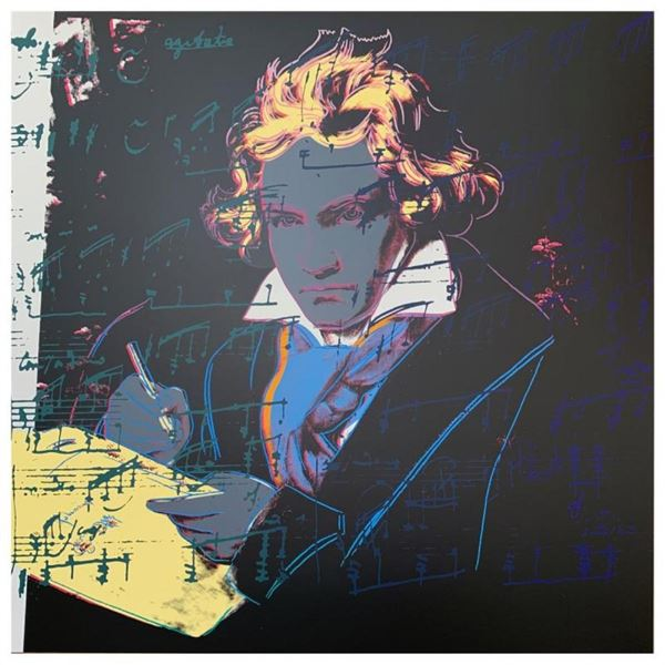 Beethoven by Warhol, Andy