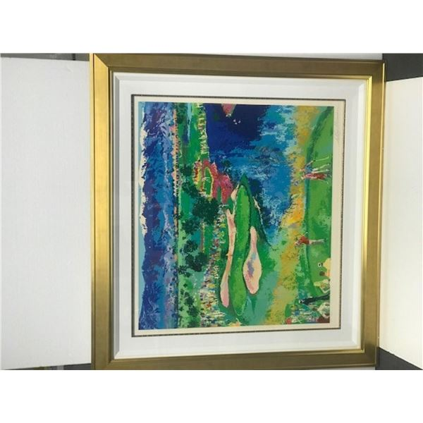 Cove at Vintage by LeRoy Neiman (1921-2012)