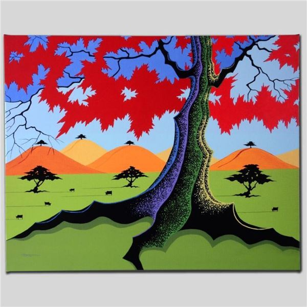The Hills Have Trees by Holt, Larissa
