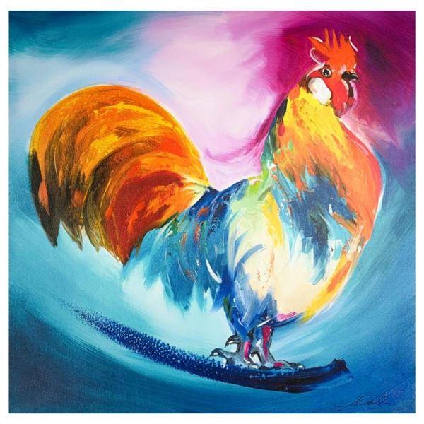 Proud Rooster by Gockel, Alfred Alexander