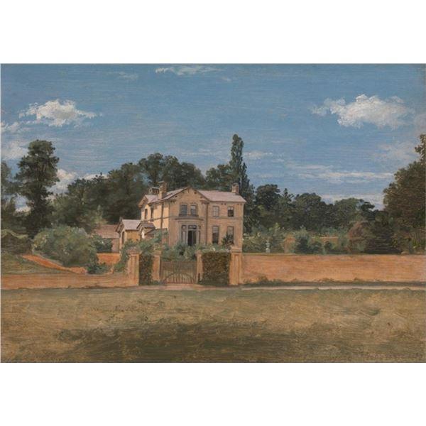 Thomas Churchyard - House in Woodbridge, Suffolk