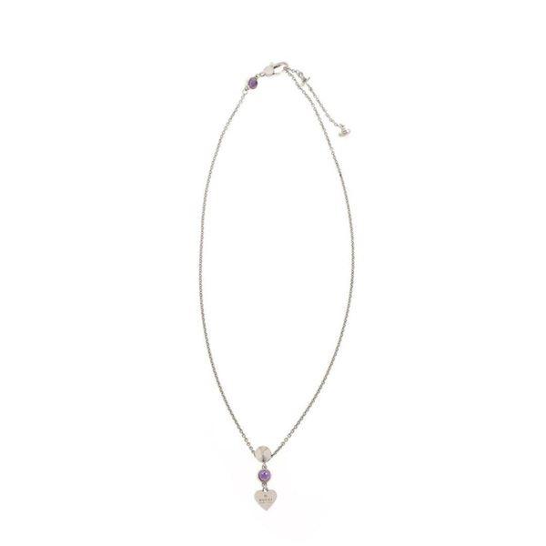 Gucci Silver 40cm Necklace