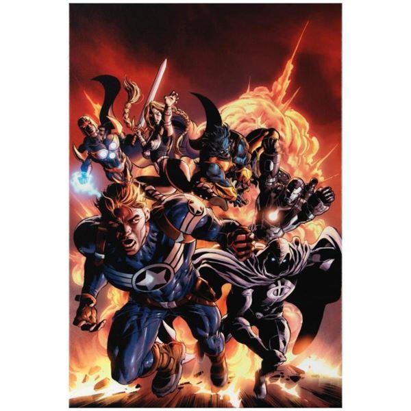 Secret Avengers #2 by Marvel Comics