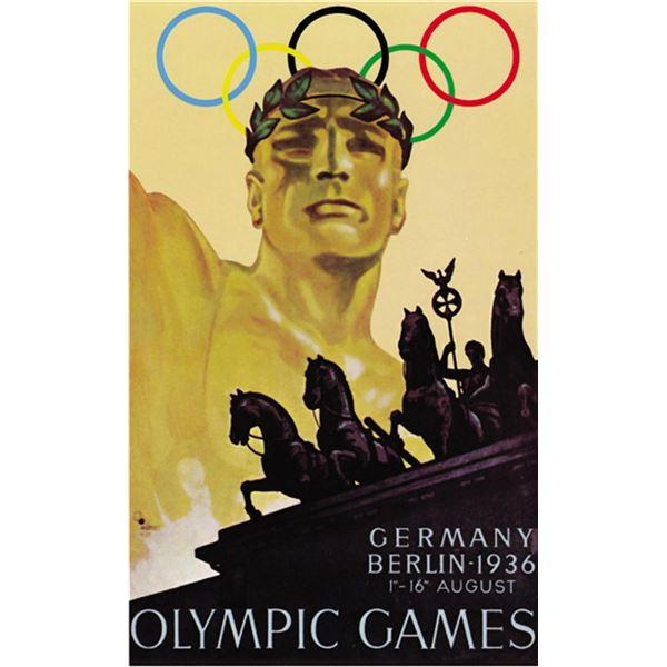 Anonymous - Berlin Olympics 1936