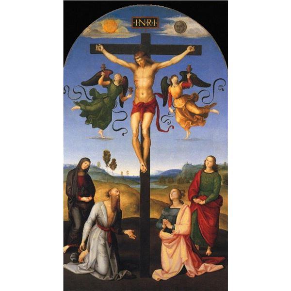 Raphael - Crucified Christ