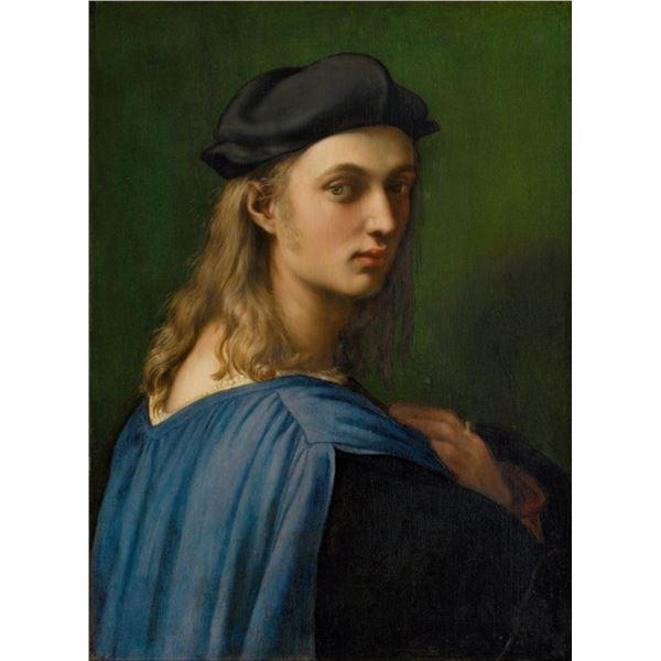 Raphael - Portrait of Bindo Altoviti