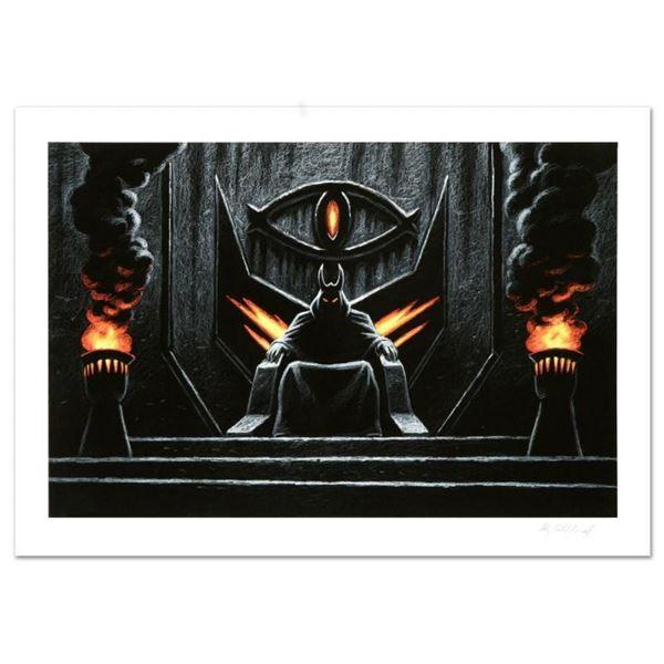 Sauron The Dark Lord by Greg Hildebrandt