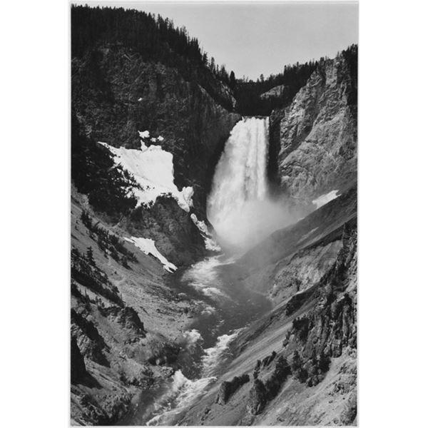 Adams - Yellow Stone Falls