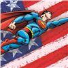 Image 2 : Superman Patriotic by DC Comics