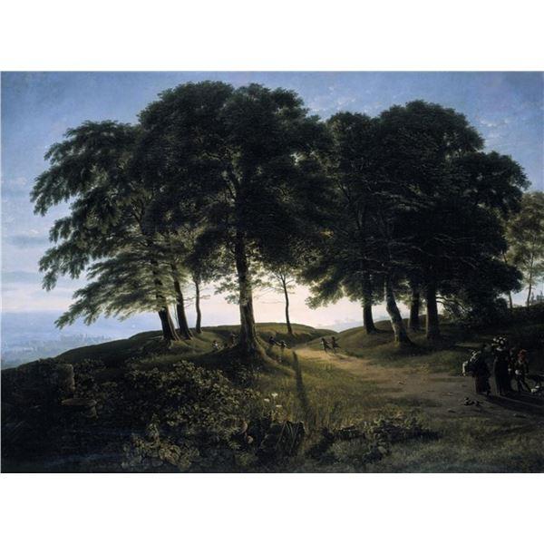 Karl Friedrich Schinkel - Morning
