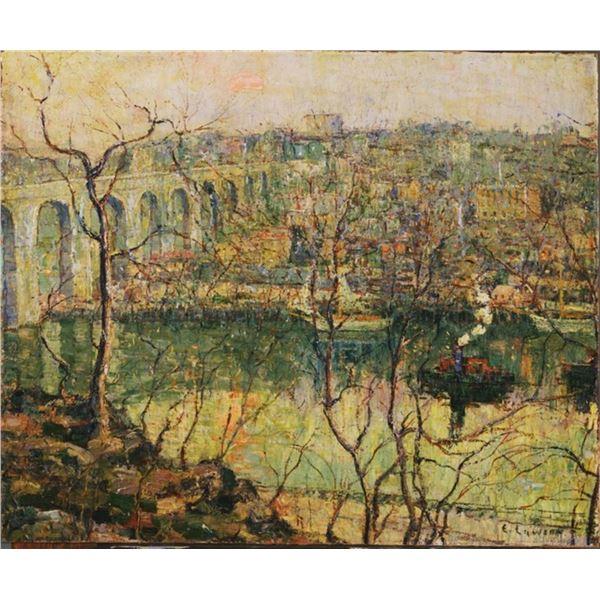 Ernest Lawson - High Bridge