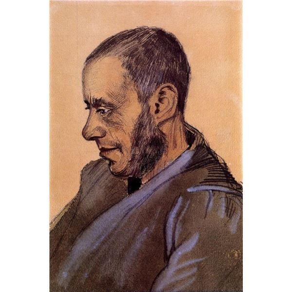 Van Gogh - The Bookseller Blok