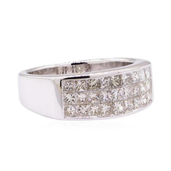 1.00 ctw Diamond Band - 14KT White Gold