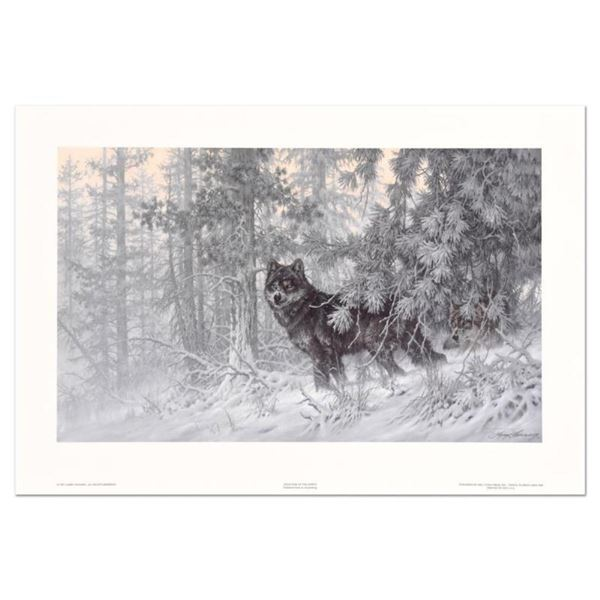 Phantom of the North - Wolf (Small) by Fanning (1938-2014)