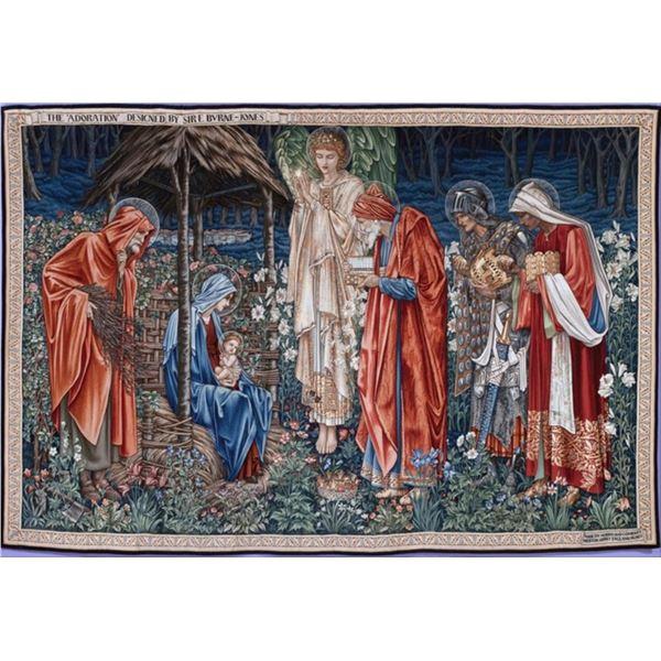 Edward Burne-Jones - The Adoration of the Magi
