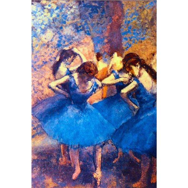 Edgar Degas - Ballerine