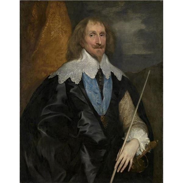 Van Dyck - Philip Herbert, 4th Earl of Pembroke