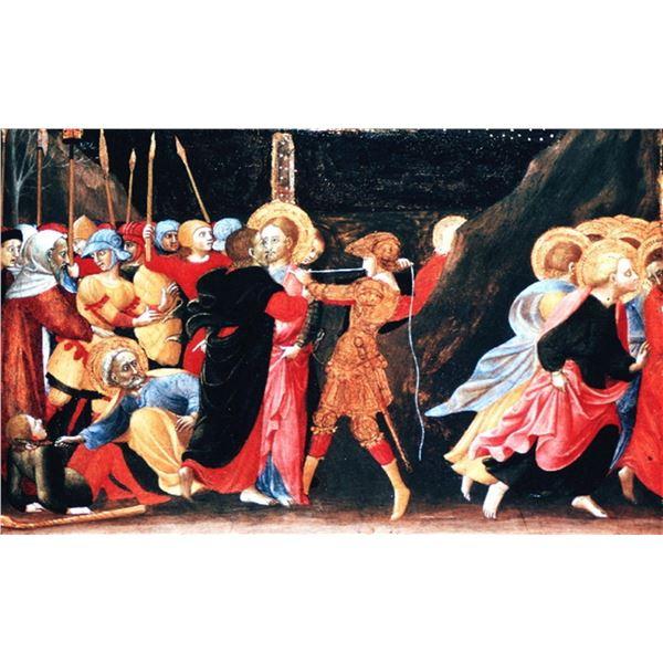 Sassetta - The Betrayal of Christ
