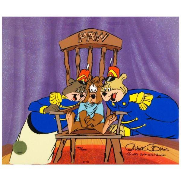 Bear For Punishment by Chuck Jones (1912-2002)