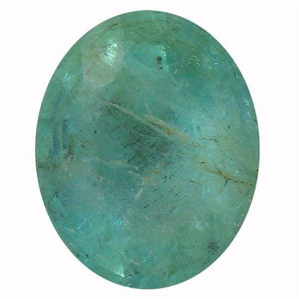 4.3 ctw Oval Emerald Parcel