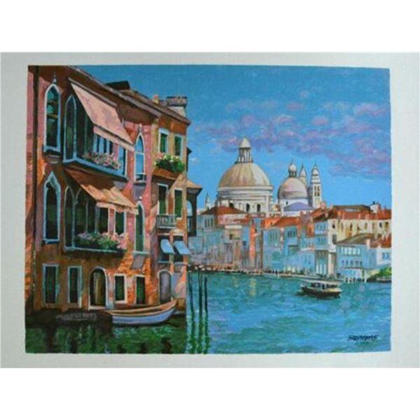 """Howard Behrens """"Hotel Venezia"""""""