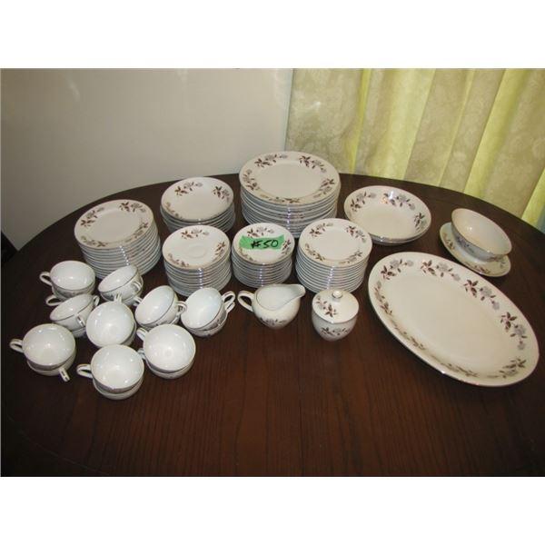 harmony House fine china pattern 1180 Hatherton - Japan