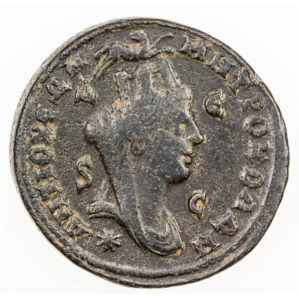 "ROMAN EMPIRE: Philip I ""the Arab"", 244-249, AE 8 assaria (17.00g), Antioch-on-Orontes. F"
