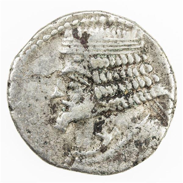 PARTHIAN KINGDOM: Phraates IV, 38-2 BC, AR tetradrachm (14.97g), Seleukeia, ND. F