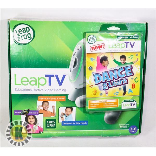 LEAPFROG LEAP TV & GAME
