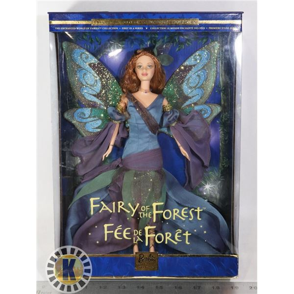 BARBIE COLLECTORS ENCHANTED FAIRIES - FAIRY OF THE