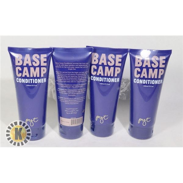 4 BASE CAMP CONDITIONER- 150ML EACH