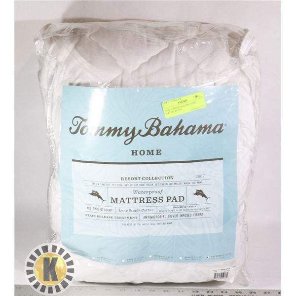 NEW TOMMY BAHAMA HOME MATTRESS PAD