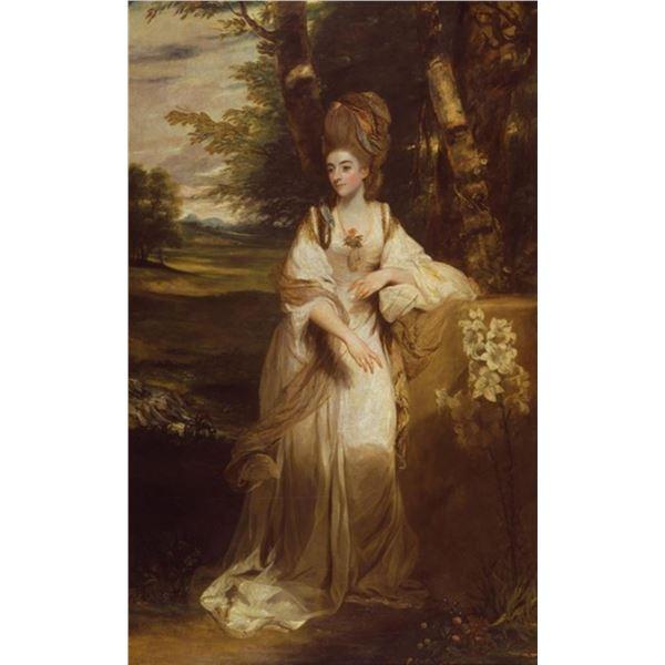 Sir Joshua Reynolds - Lady Bampfylde