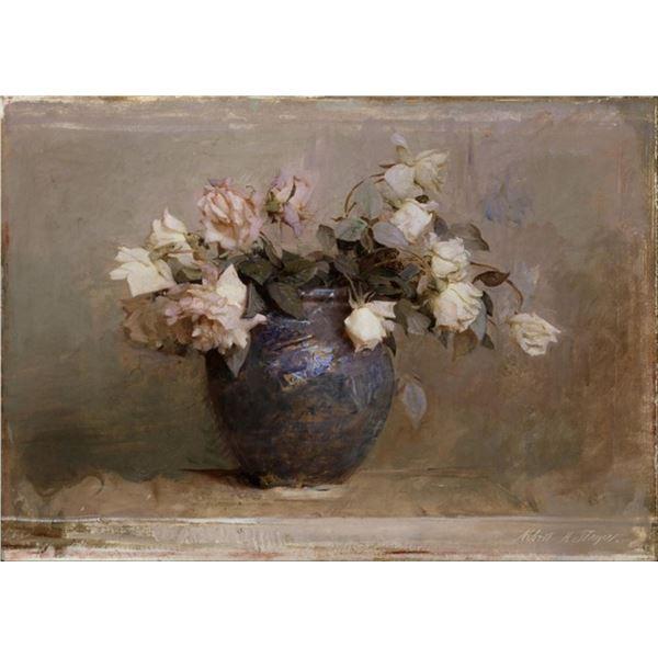 Abbott Handerson Thayer - Roses
