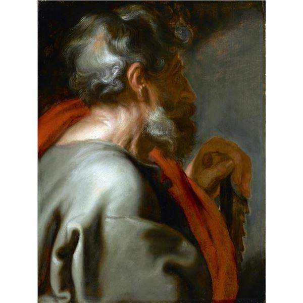Van Dyck - The Apostle Peter