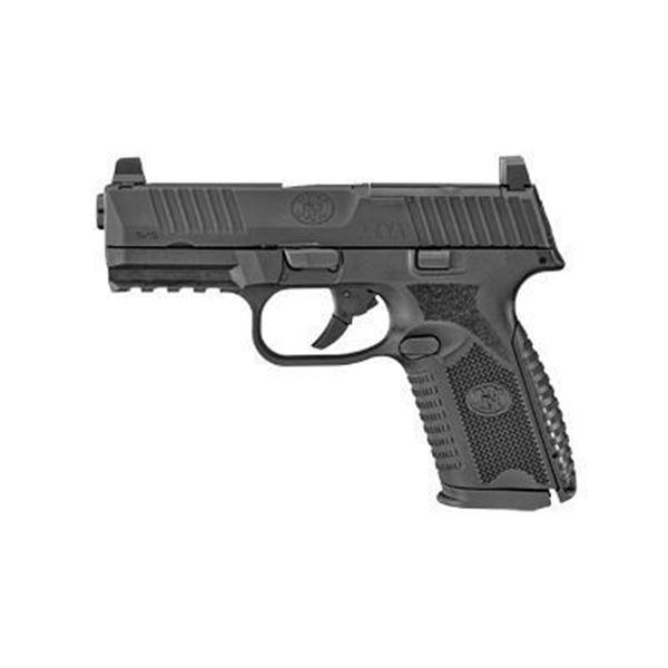 FN 509 MIDSIZE MRD 4  9MM 15RD BLK