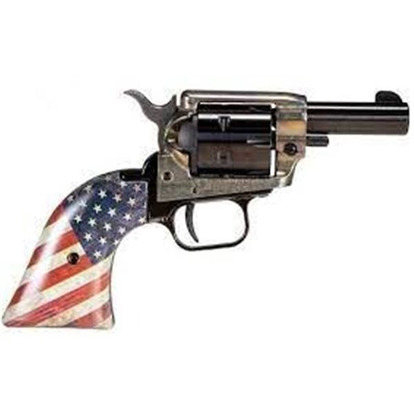 """HERITAGE BARKEEP 22LR 2"""" 6RD US FLAG"""