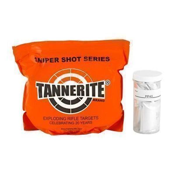 TANNERITE SNIPER SHOT 20LB & 40 TRGT