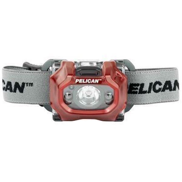 PELICAN 2760C HEAD LIGHT RED LED