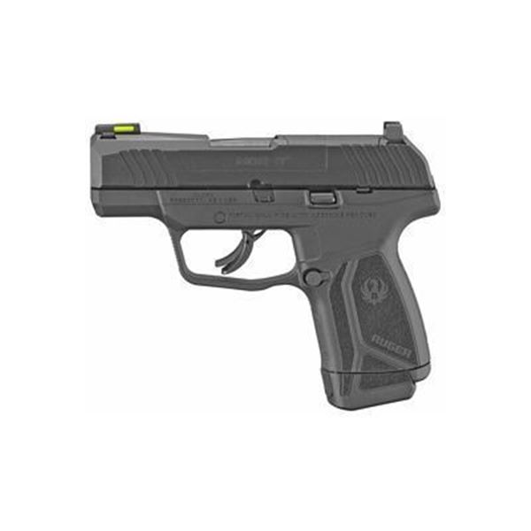 """RUGER MAX-9 9MM 3.20"""" 12RD NTS BLK"""